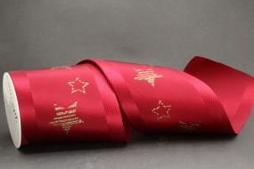 Starlight XL dunkelrot Tischband 100 mm 10 m