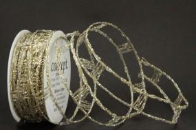 Bahrain Gitter gold 25 mm 20 m