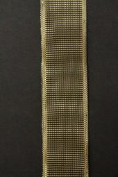 Laser Art gold anthrazit 25 mm 25 m
