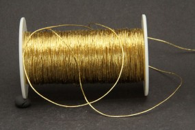 Gimpe gold 0,6 mm 100 m
