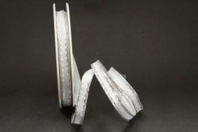 Fidschi weiss silber 10 mm 25 m