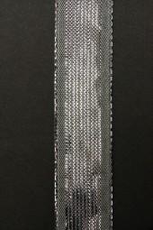 Ruanda grau silber 25 mm 20 m