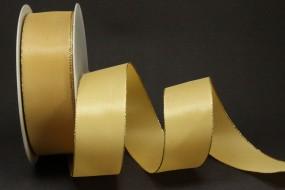 London goldgelb mit Goldrand 40 mm 25 m