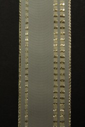 Juwel creme gold 40 mm 25 m