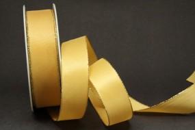 London goldgelb mit Goldrand 25 mm 25 m
