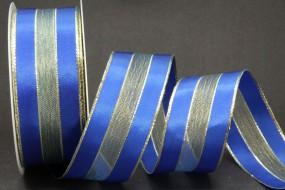 Harmony blau gold 40 mm 25 m