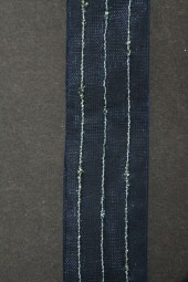 Pagina dunkelblau gold 25 mm 20 m