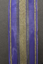 Algerien blau gold 40 mm 15 m