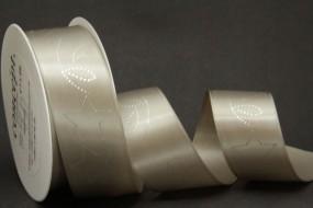 Illusions goldbraun Sternmotiv silber 40 mm 25 m