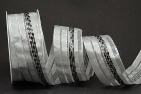Lavina grau silber 40 mm 20 m