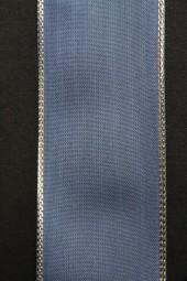 London blau mit Goldrand 40 mm 15 m