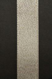 Shimmer beigebraun silber 25 mm 25 m