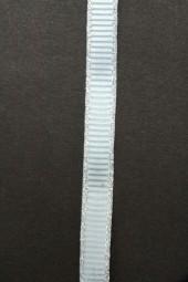Agatha hellblau silber 8 mm 25 m