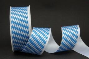 bayerische Raute blau weiss 40 mm 20 m