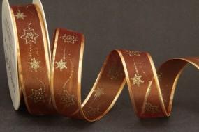 Star braun gold 25 mm 25 m