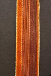Paros orange gold 25 mm 15 m