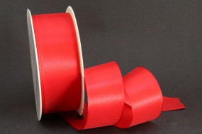 Uniband Basic feuerrot 40 mm 50 m