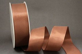 Uniband Basic dunkelbraun 40 mm 50 m