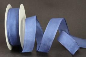 Uniband blau mit Draht 25 mm 25 m