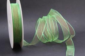 Oganza grün 15 mm 20 m
