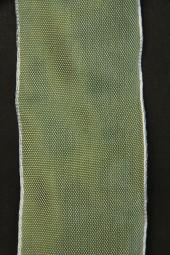Allegra grün mit Draht 40 mm 20 m