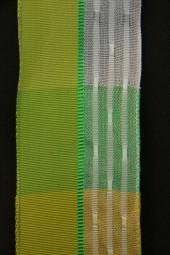 Sandra grün gelb 25 mm 15 m