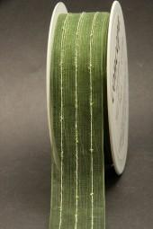 Pagina dunkelgrün 25 mm 20 m