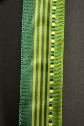 Lybien grün 25 mm 20 m