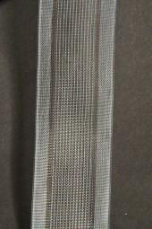 Perlon grau 25 mm 20 m