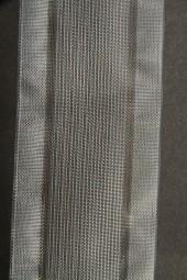 Perlon grau 40 mm 20 m
