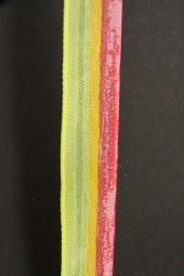 Ira pink grün 15 mm 20 m