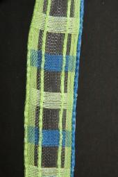 Katka grün blau 25 mm 15 m