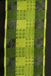 Burundi gelb grün 40 mm 20 m