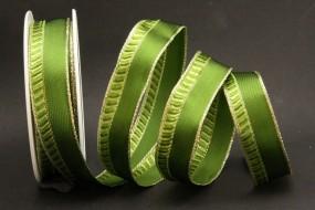 Narbonne grün gold 25 mm 20 m