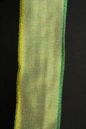 Kassandra grün gelb 25 mm 15 m