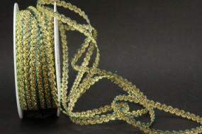 Algerien Bordüre grün gold 5 mm 25 m