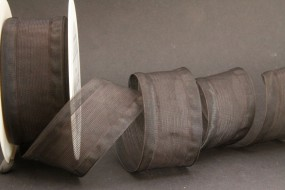 Perlon schwarz 40 mm 20 m