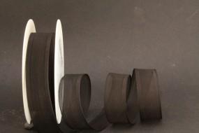 Perlon schwarz 25 mm 20 m