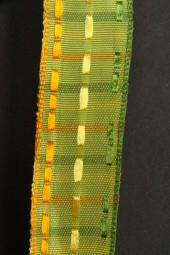 Afra gelb grün 25 mm 20 m
