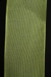 Uniband grün mit Draht 40 mm 25 m