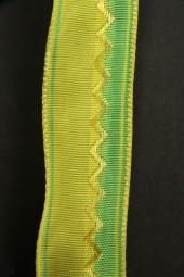 Dover gelb grün 25 mm 25 m