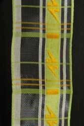 Gloria gelb grün 40 mm 20 m