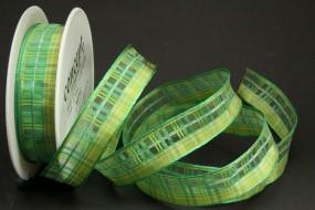 Namur grün gelb 25 mm 20 m