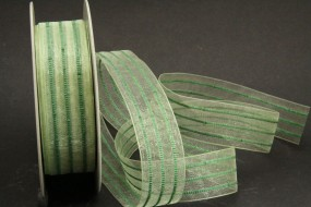Fuorcla weiss grün 25 mm 25 m