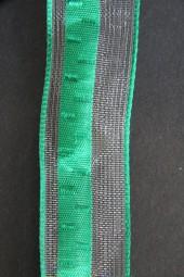 Kolly green grün 25 mm 20 m