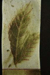 Leaves grün braun 40 mm 20 m