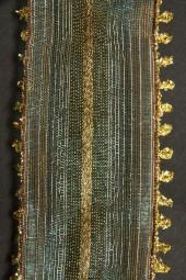 Pharao gold mit Drahtkante 40 mm 15 m