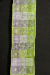 Donata flieder hellgrün 25 mm 20 m