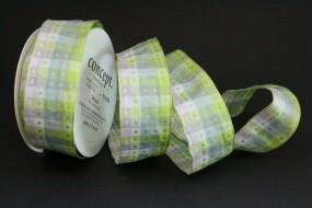 Donata flieder hellgrün 40 mm 20 m