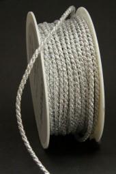 Kordel silber 4 mm 25 m